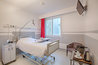 Hôtellerie – Clinique du Trocadero